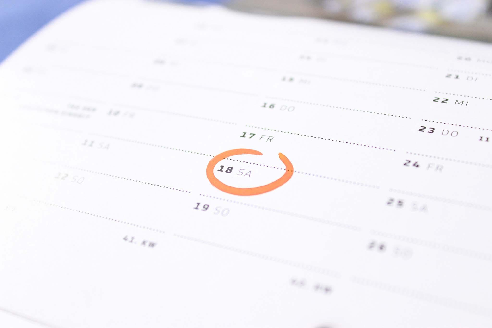 Maturaball-Kalender online entdecken